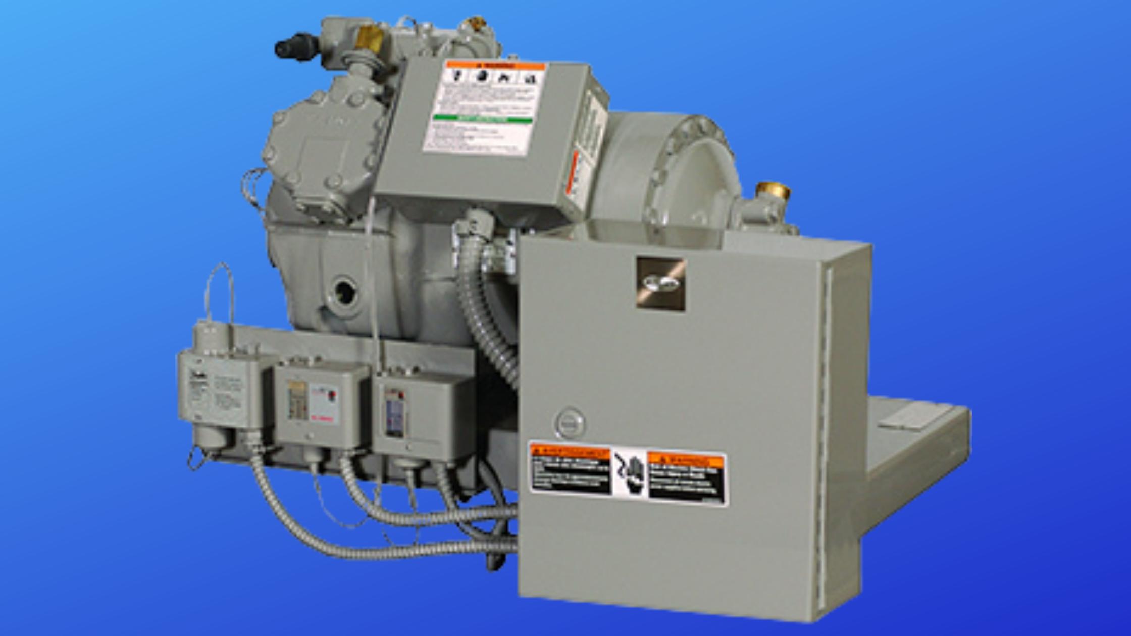 Carrier 06E commercial compressor