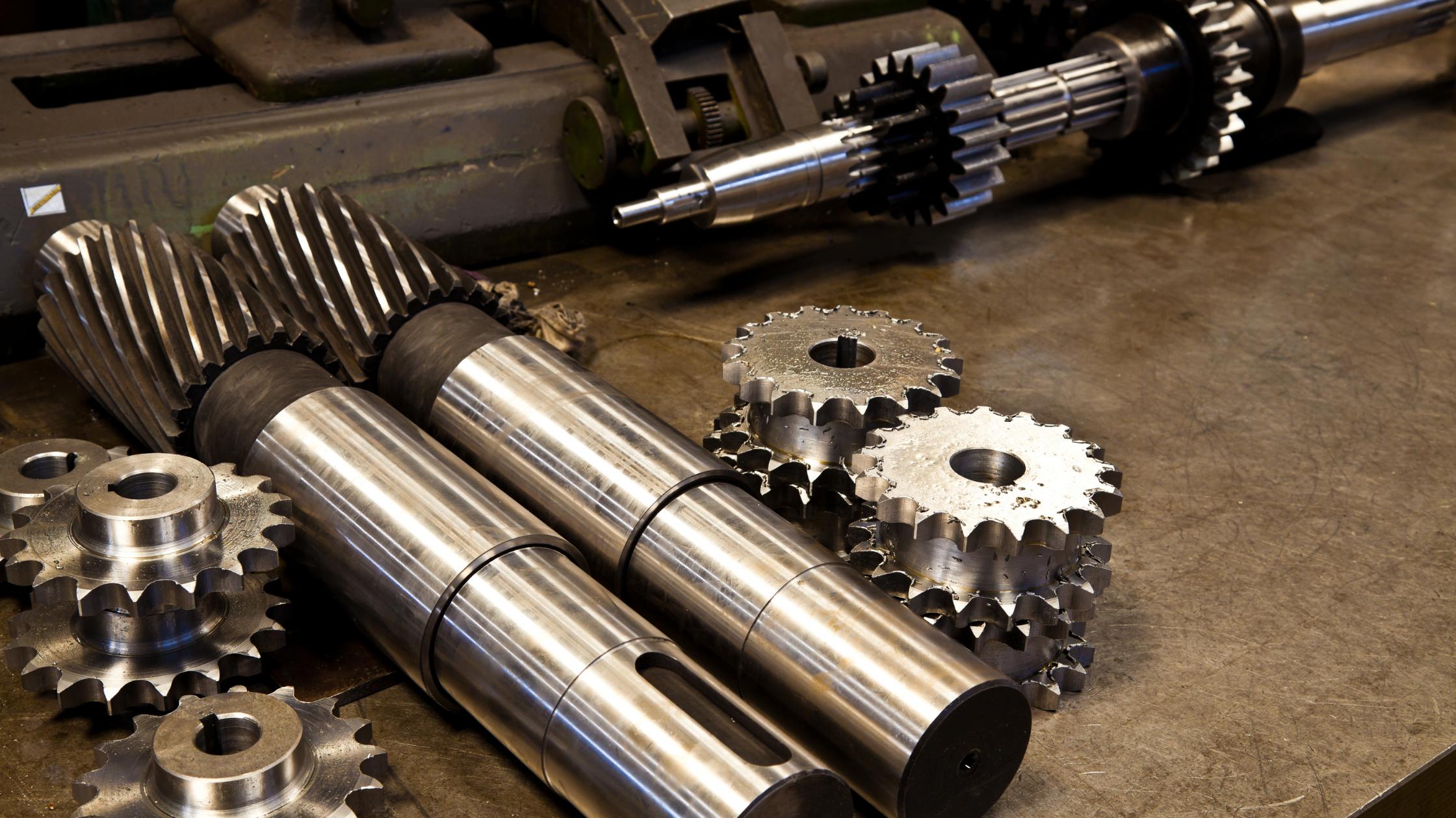 Rebuilt Commercial Compressors