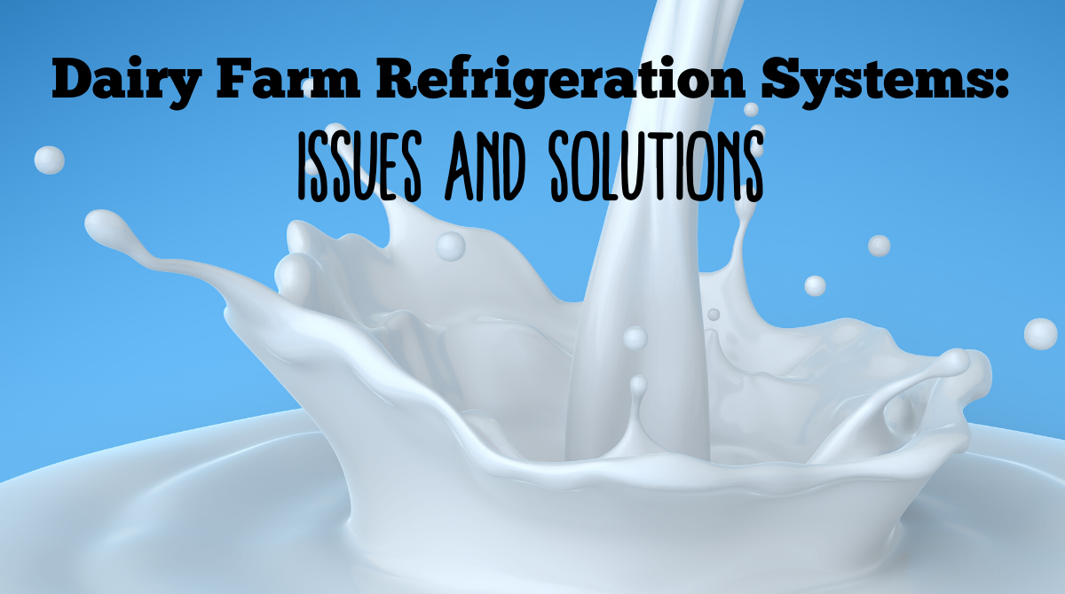 Dairy Farm Refrigeration Systems_ Issues and Solutions