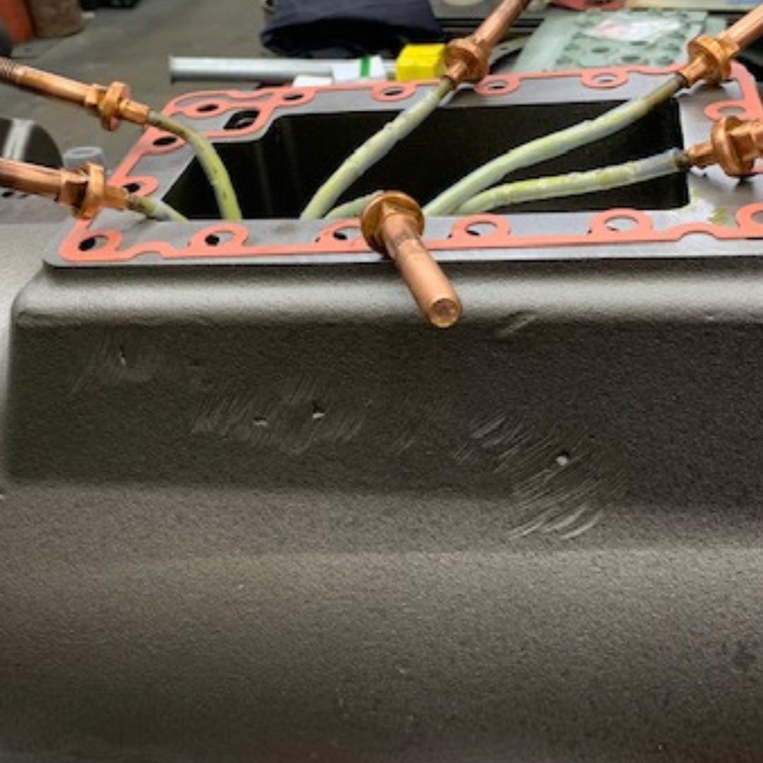 Trane Screw Compressor