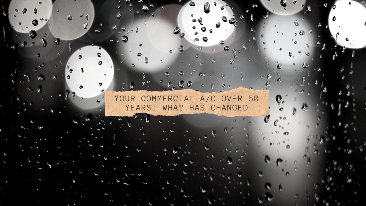 commercial a_c compressor