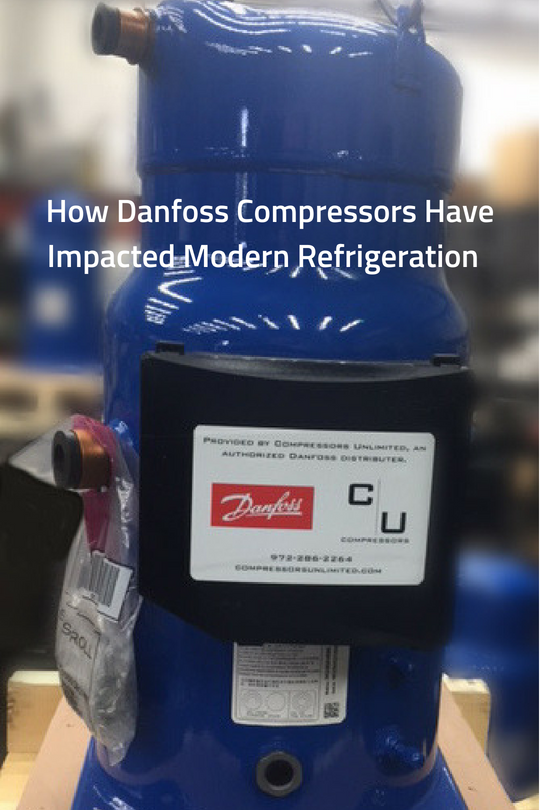 How-Danfoss-Compressors-Have-Impacted-Modern-Refrigeration