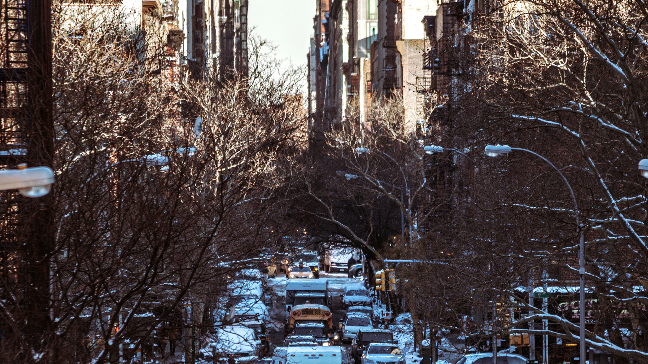 Commercial Compressor Winter