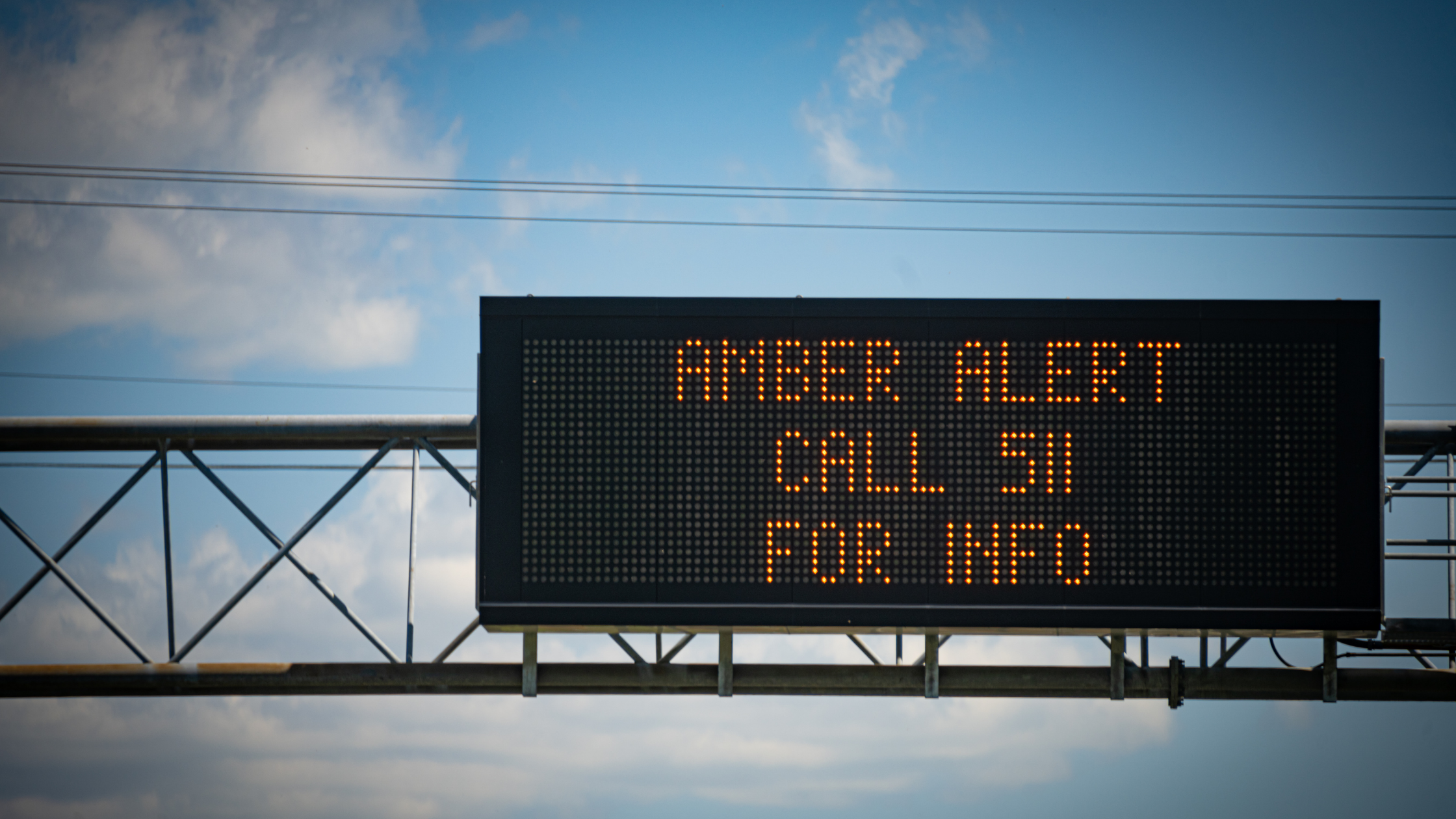 Highway Alert System