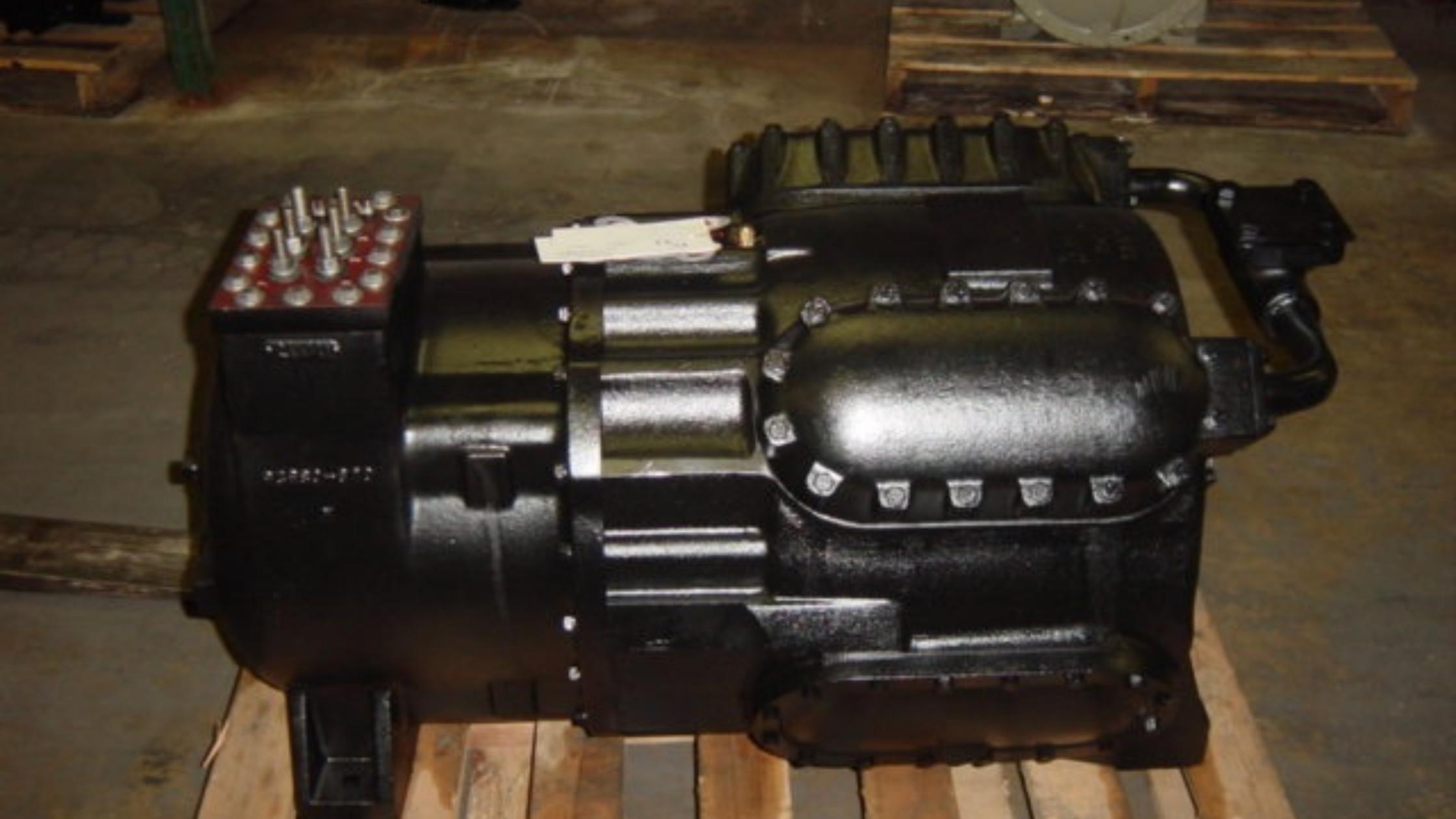York Commercial Compressor