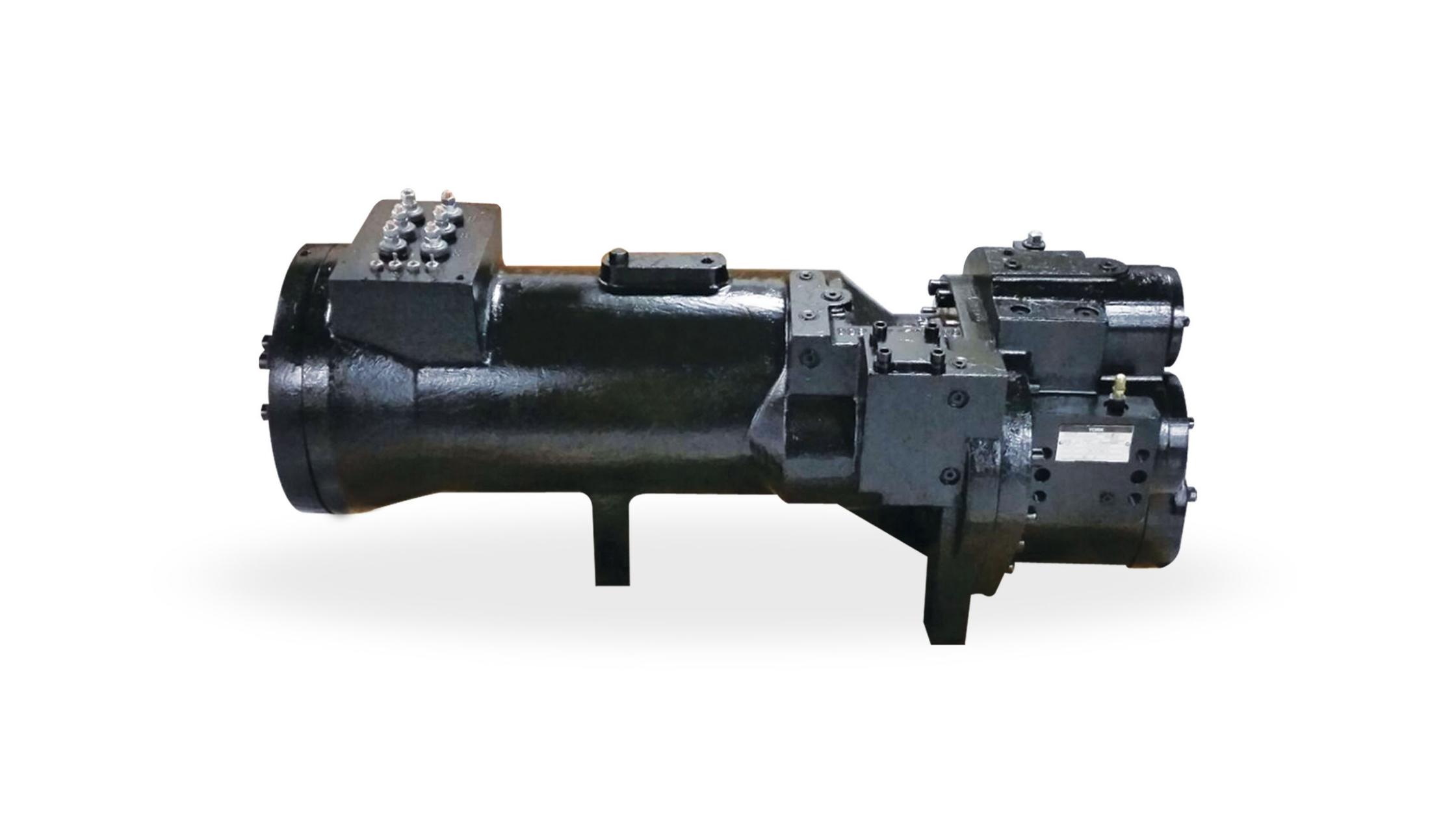 York DXS Compressor