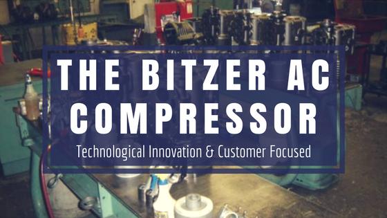 Bitzer AC Compressor