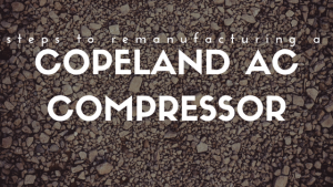 copeland ac compressor